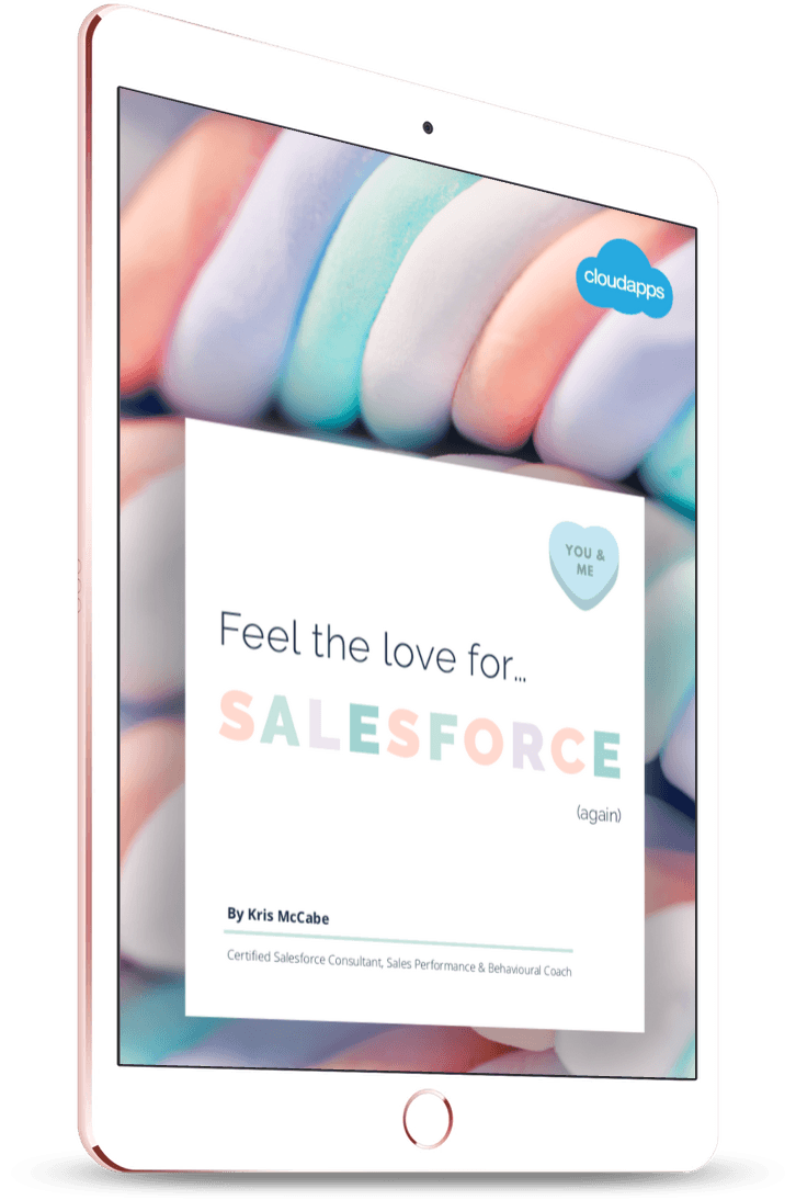 Increase Salesforce User Adoption