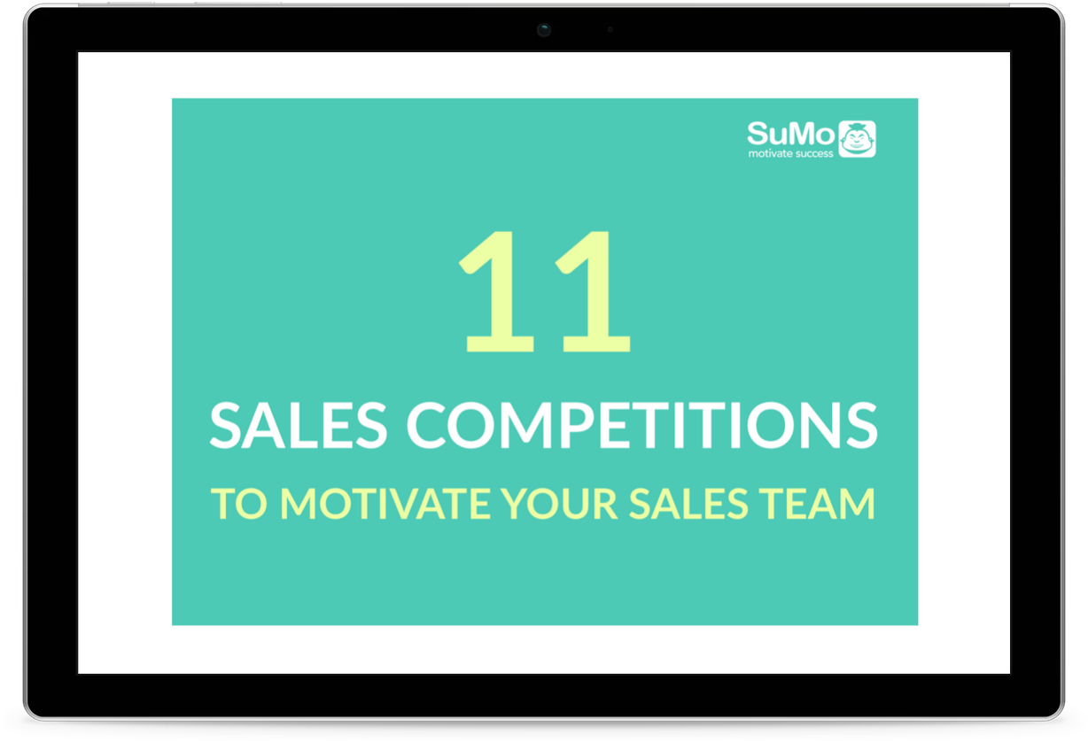 Effective Sales Competitions