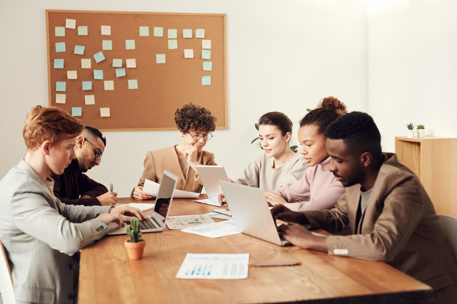 Sales Team Motivation group