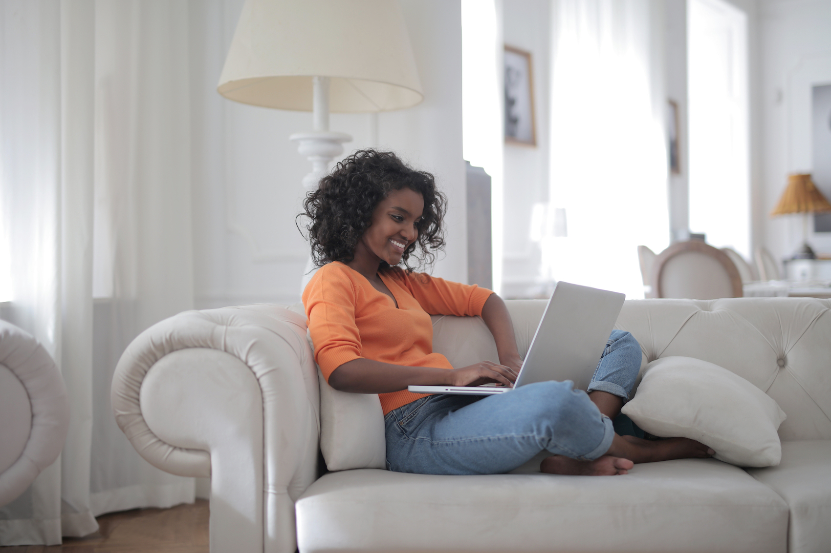 Sales Rep working from Home