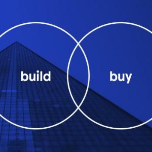 buy v build